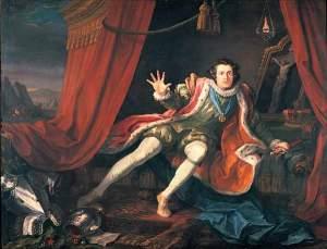 Davis Garrick como Ricardo III