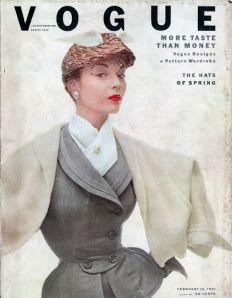 Jean Patchett. 1950's