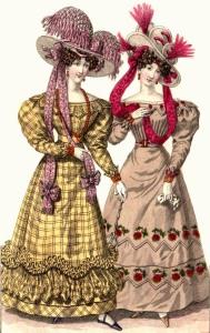 1827 Costume Parisien