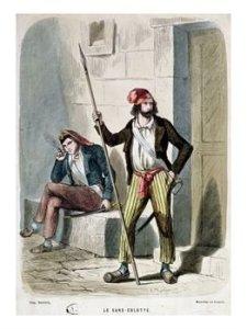 Sansculottes 1790's