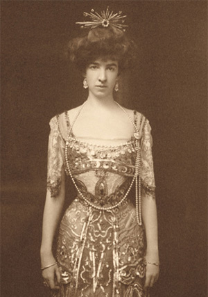 Gertrudis Vanderbilt Whitney, 1890's.