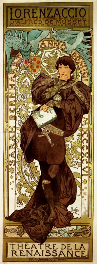 Lorenzaccio, 1896